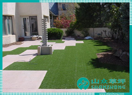 Artificial Grass for Garden (2)